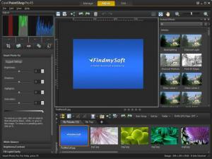 Enlarge PaintShop Pro Screenshot