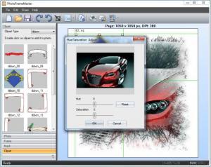 Enlarge PhotoFrameMaster Screenshot