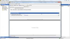 Enlarge DocuXplorer Screenshot