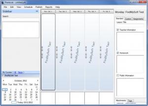 Enlarge Planbook Screenshot