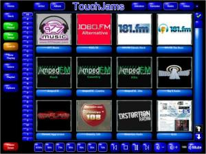 Enlarge Touch Jams Screenshot