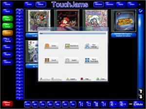 Enlarge Touch Jams Screenshot