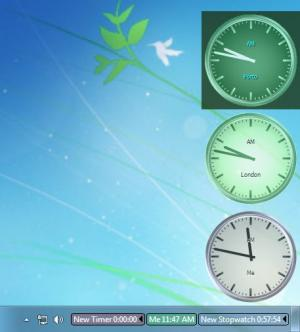 Enlarge Anuko World Clock Screenshot