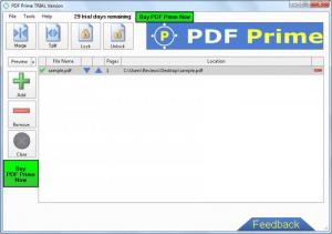 Enlarge PDF Prime Screenshot