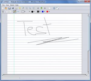 Enlarge NoteLab Screenshot