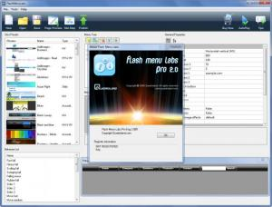 Enlarge Flash Menu Labs Pro Screenshot