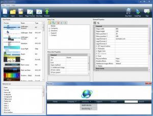 Enlarge Flash Menu Labs Pro Screenshot