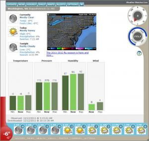 Enlarge Weather Watcher Live Screenshot
