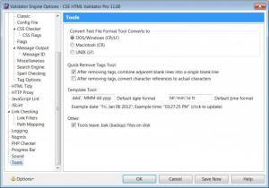 Enlarge CSE HTML Validator Professional Screenshot