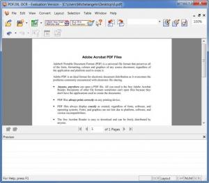 Enlarge PDF2XL OCR Screenshot