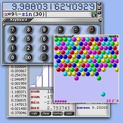 Enlarge Business Games Calculator Screenshot