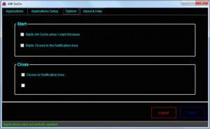 Enlarge AW GoOn Screenshot