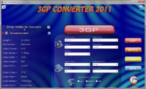 Enlarge Reganam 3GP Converter Screenshot