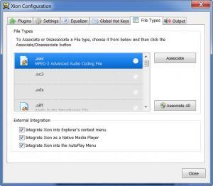 Enlarge Xion Audio Player Screenshot