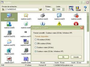 Enlarge Scrutico Screenshot