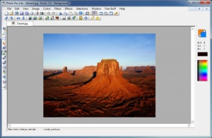 Enlarge Photo Pos Lite Screenshot