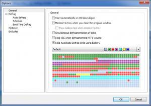 Enlarge Disk SpeedUp Screenshot