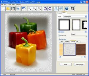 Enlarge AVD Photo Frame Screenshot