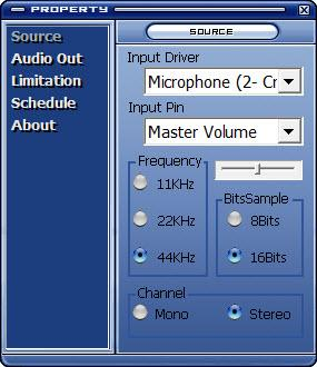 Enlarge HiRecorder Screenshot