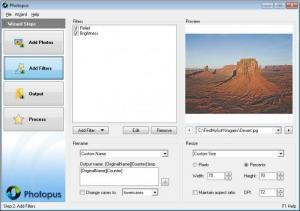 Enlarge Photopus Screenshot