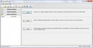 Enlarge Kryptel Screenshot