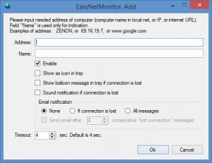 Enlarge EasyNetMonitor Screenshot