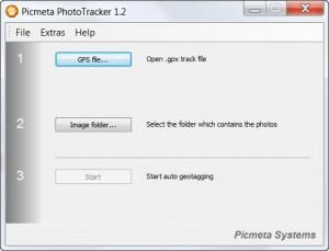 Enlarge Picmeta PhotoTracker Screenshot