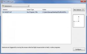 Enlarge MouseWrangler Screenshot