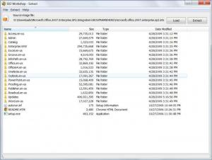 Enlarge ISO Workshop Screenshot