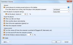 Enlarge Chameleon Volume Screenshot