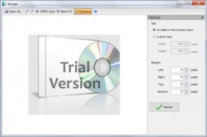 Enlarge Cover Professional Screenshot