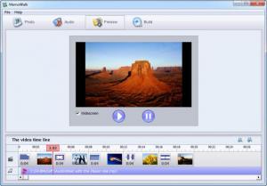 Enlarge MemoWalk Screenshot