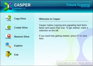 Enlarge Casper Screenshot