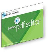 Enlarge Jaws PDF Editor Screenshot