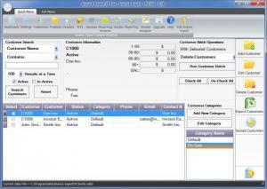 Enlarge Invoice Expert Screenshot