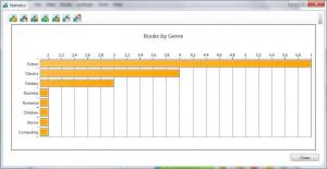 Enlarge Alfa eBooks Manager Screenshot