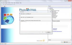 Enlarge PhotoOnWeb Screenshot