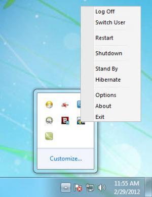 Enlarge ViStart Screenshot