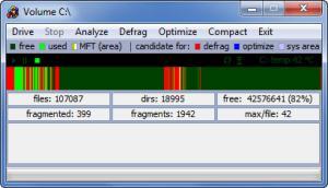 Enlarge DiskTune Screenshot