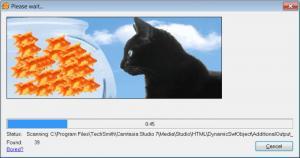 Enlarge 1-Click Duplicate Delete for Files Screenshot