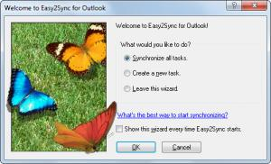 Enlarge Easy2Sync for Outlook Screenshot