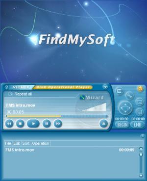 Enlarge Vidmex Screenshot