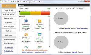 Enlarge inDefend Internet Security Screenshot
