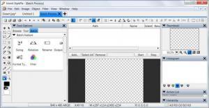 Enlarge Hornil StylePix Free Screenshot
