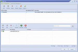 Enlarge BBmail Bulk Email Software Screenshot