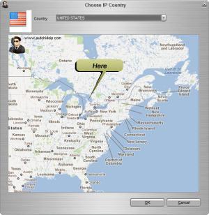 Enlarge Auto Hide IP Screenshot
