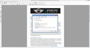 Enlarge Master PDF Editor Screenshot