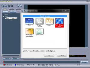 Enlarge MPEG Video Wizard DVD Screenshot