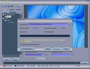 Enlarge MPEG Video Wizard DVD Screenshot