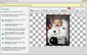 Enlarge Face Off Max Screenshot